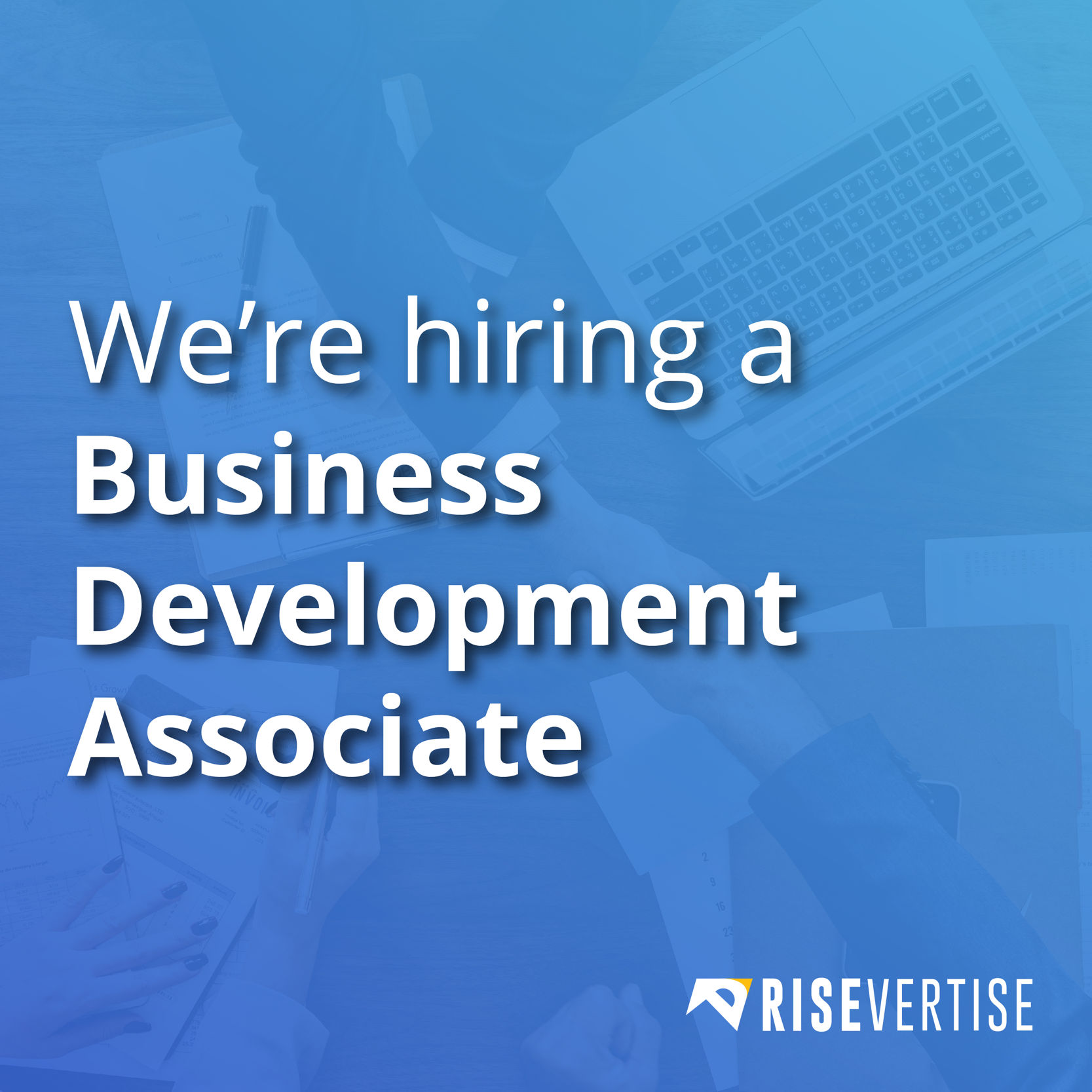 Job Opening: Business Development Associate